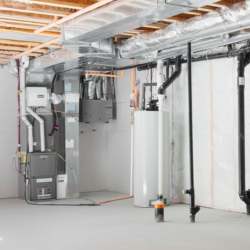 Energy Efficiency basement