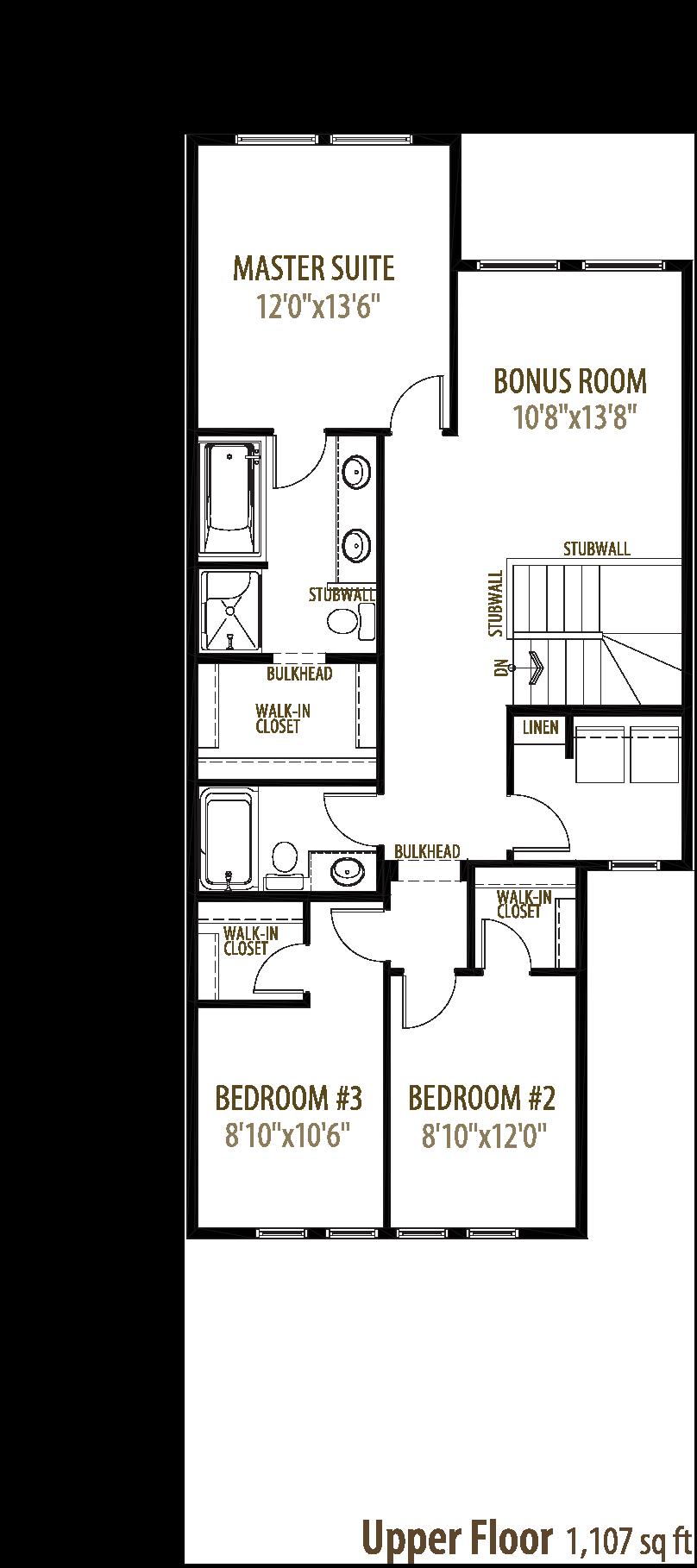 2016 160 Street SW Floorplan