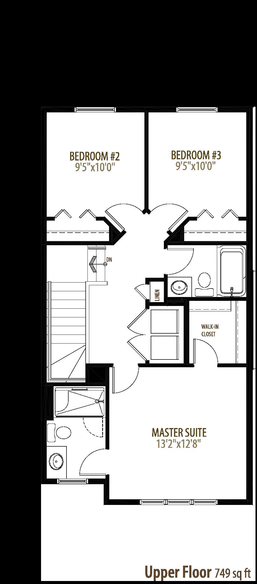 215 Rankin Drive Floorplan