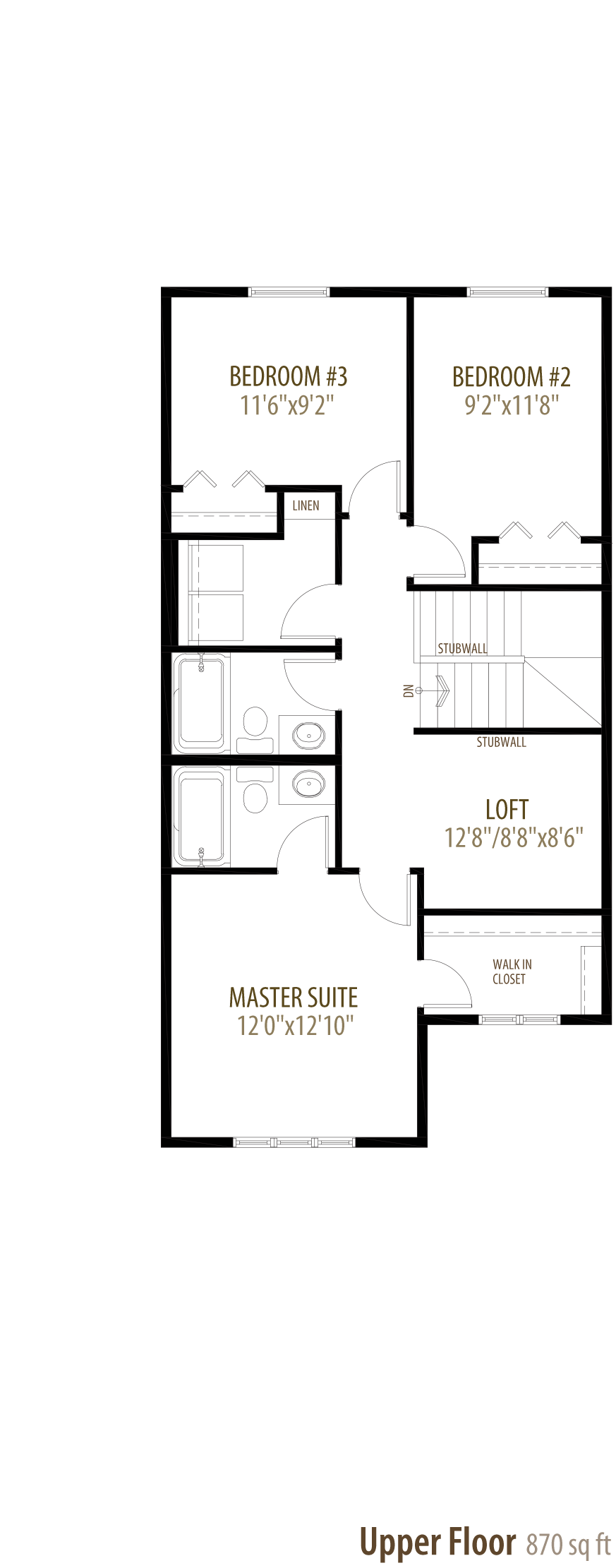 22031 80Ave Floorplan