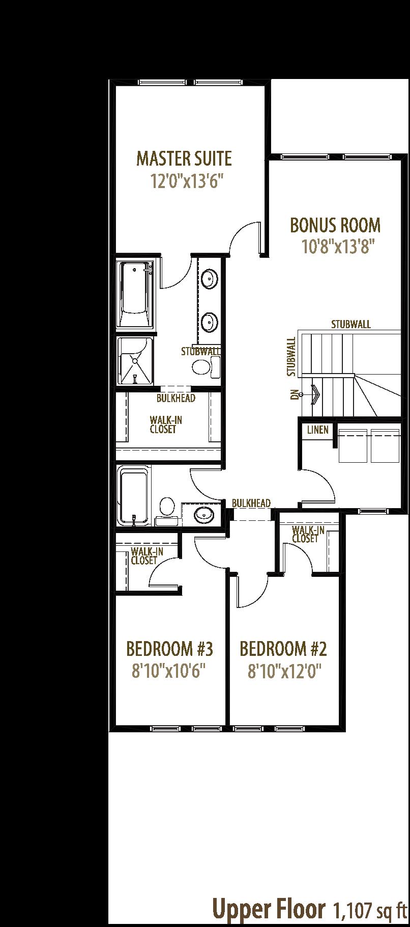 22051 80 Ave Floorplan