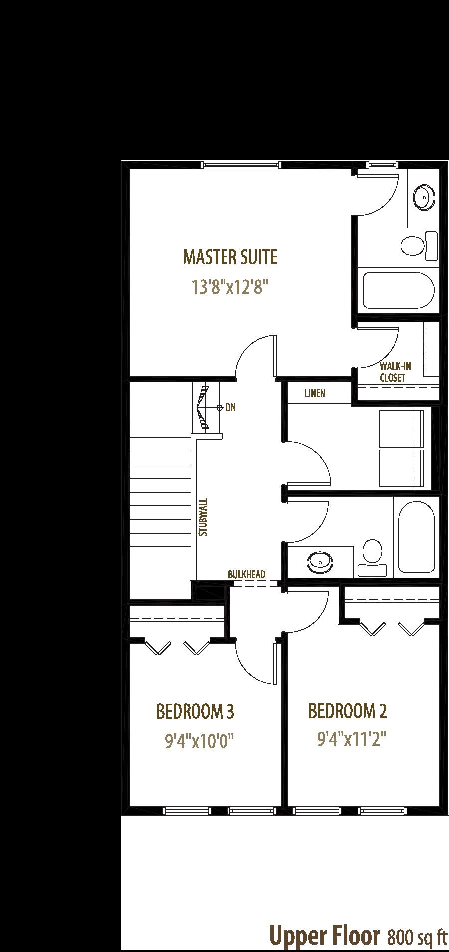 2234 54 Street SW Floorplan