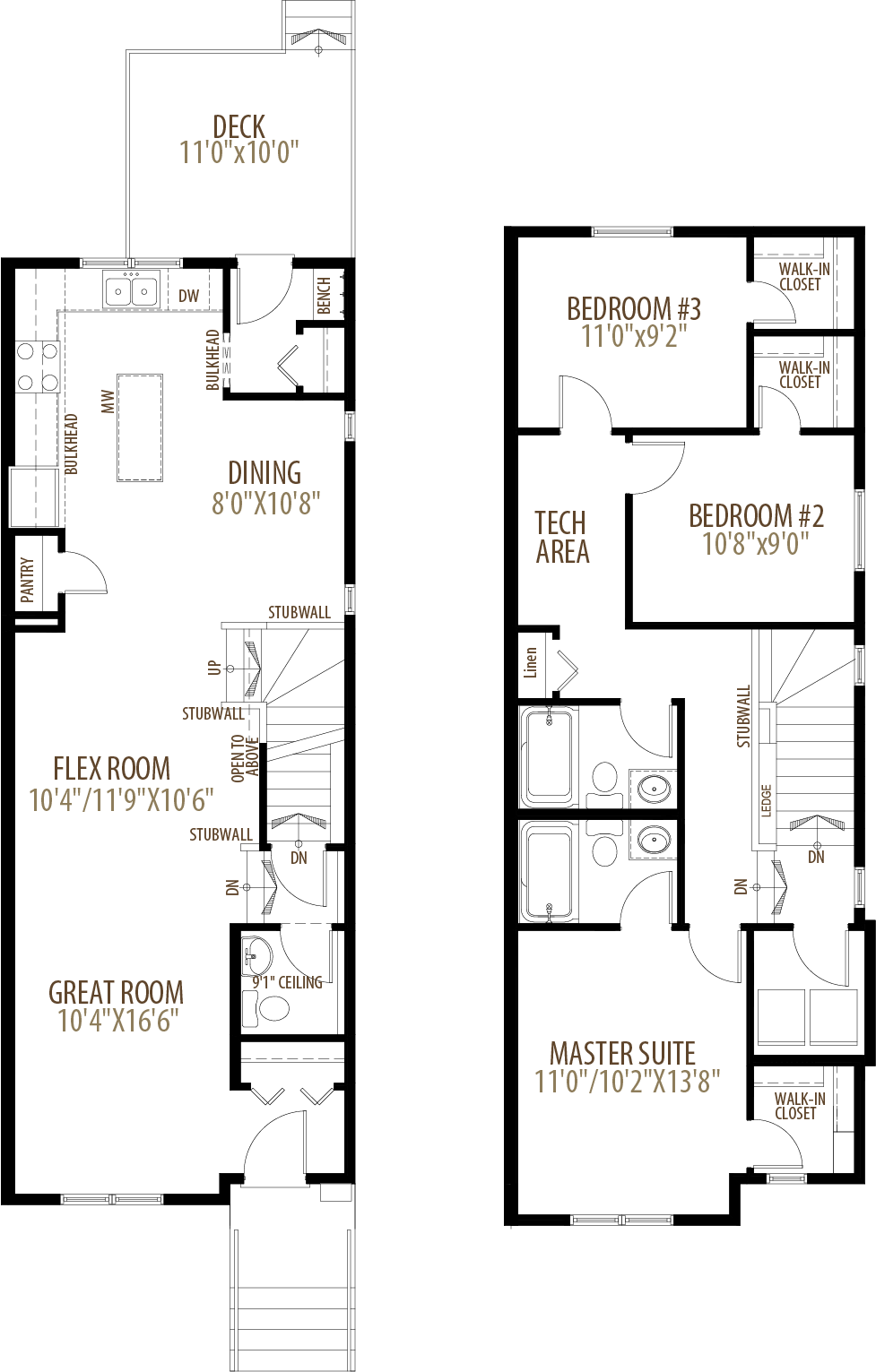26 Creekstone Path SW Floorplan