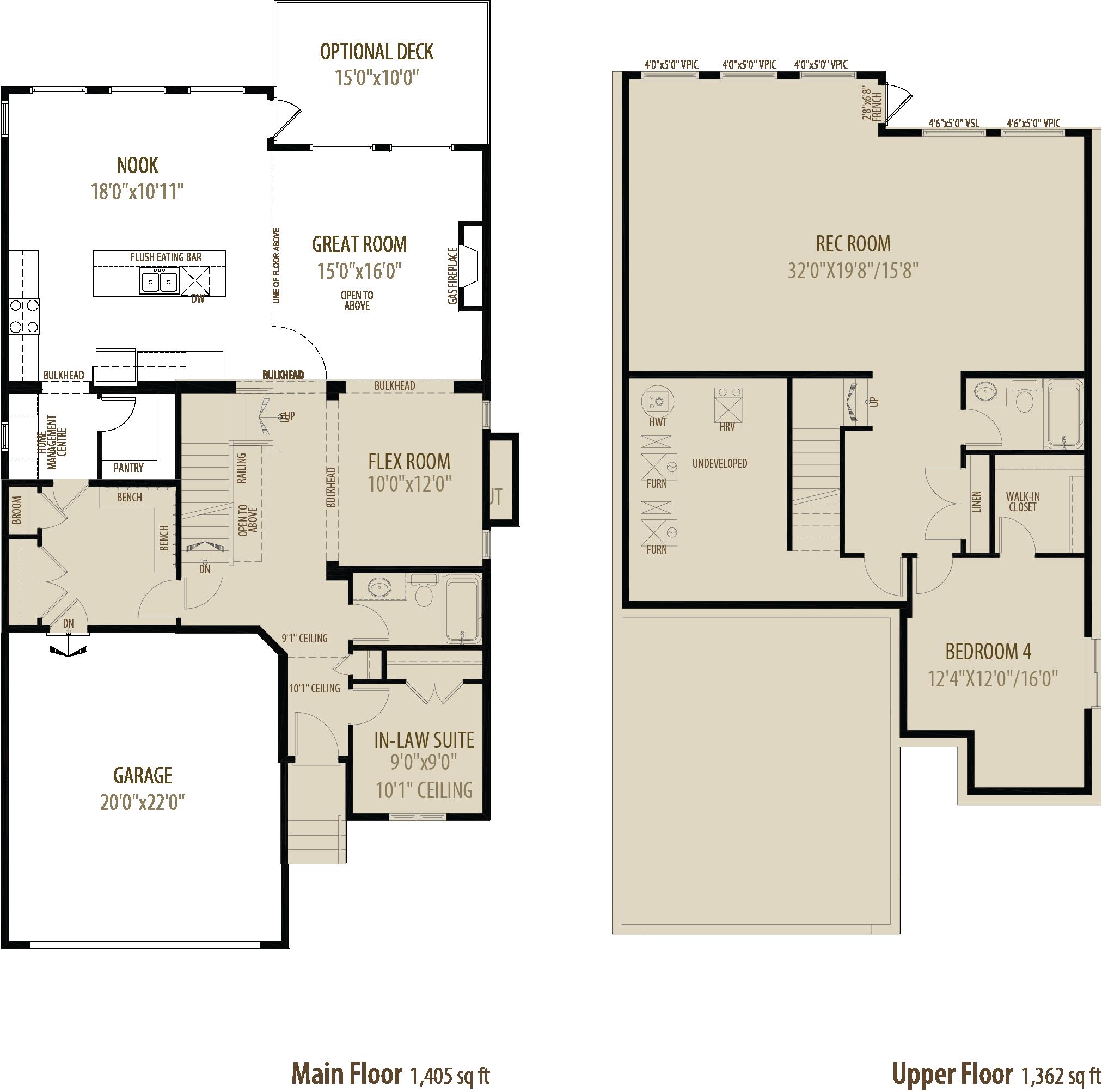 299 Legacy Mount SE Floorplan