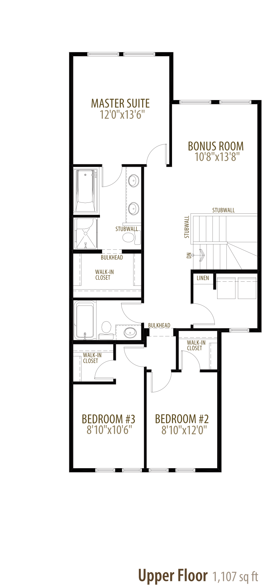 932 McConachie Blvd Floorplan