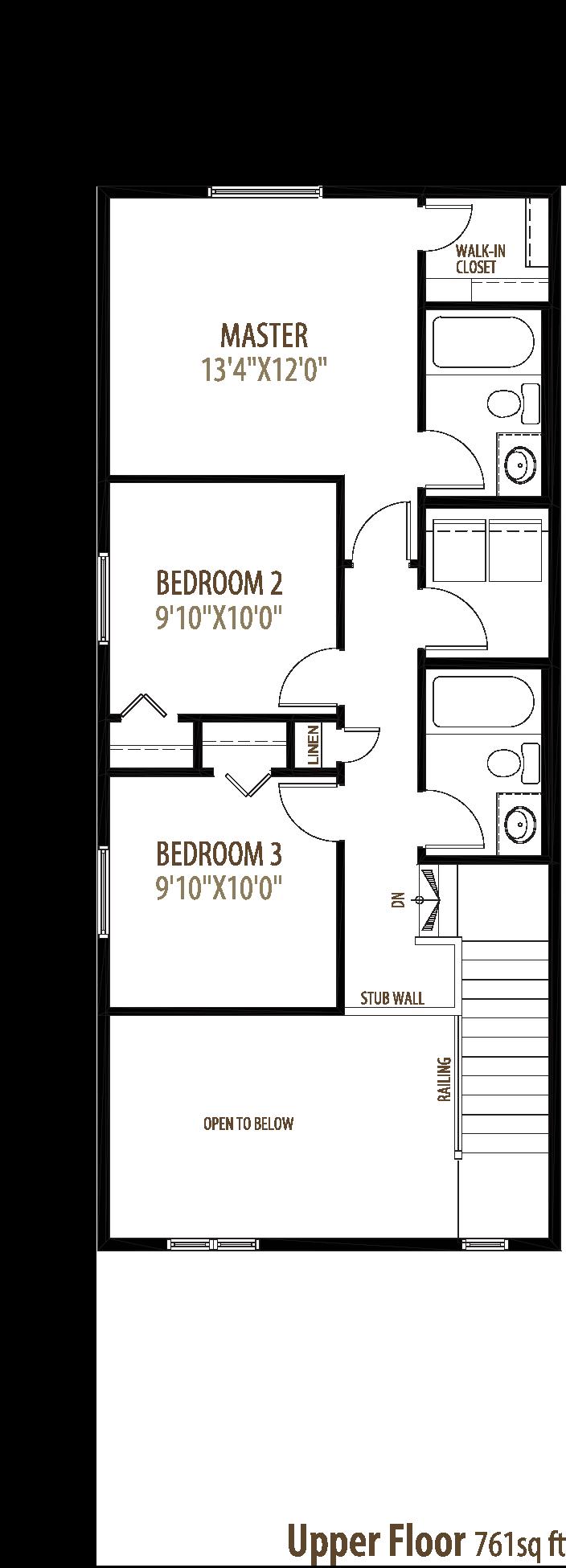 Arista Floorplan