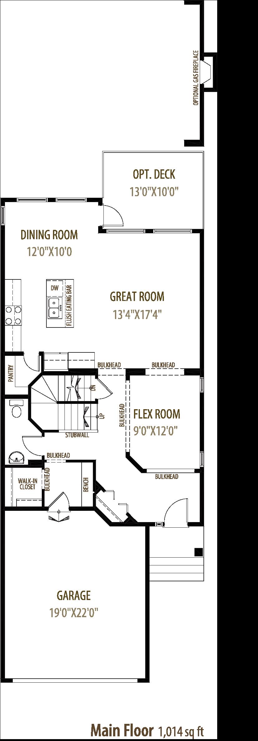 Arlington III Floorplan