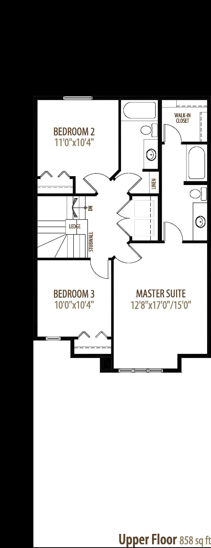 Baxter Floorplan