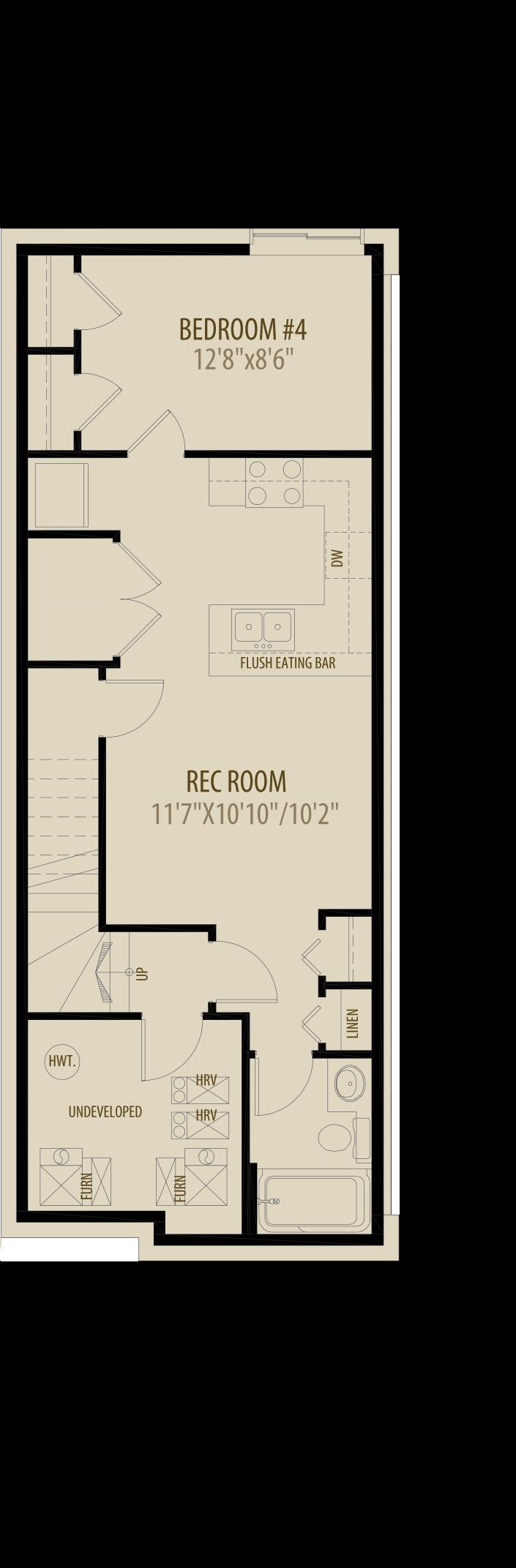 Beckett Floorplan