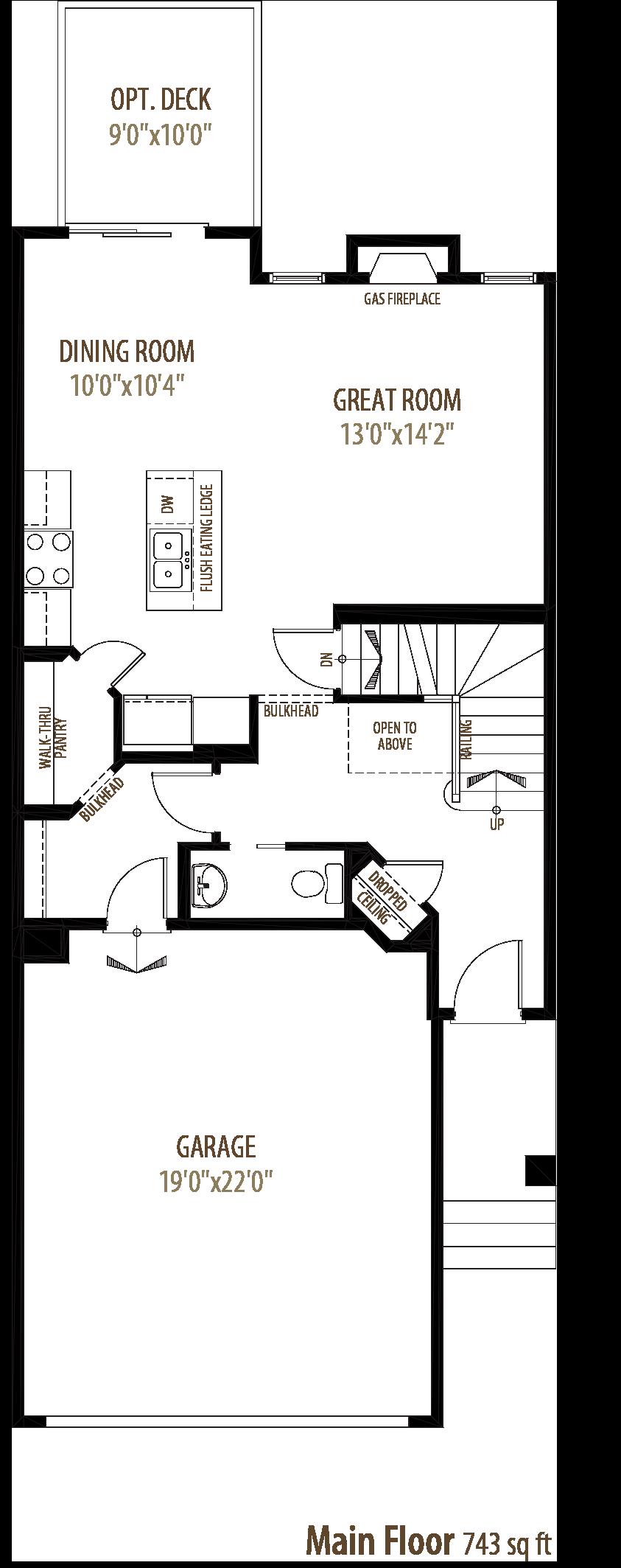 Bentley Floorplan