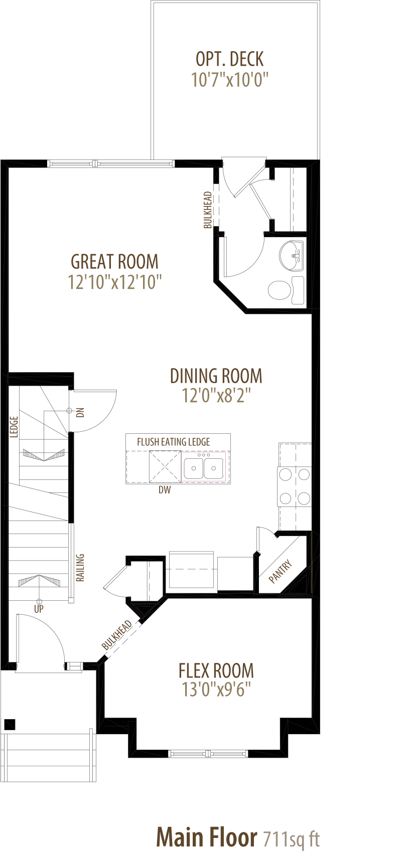 Blakely Floorplan