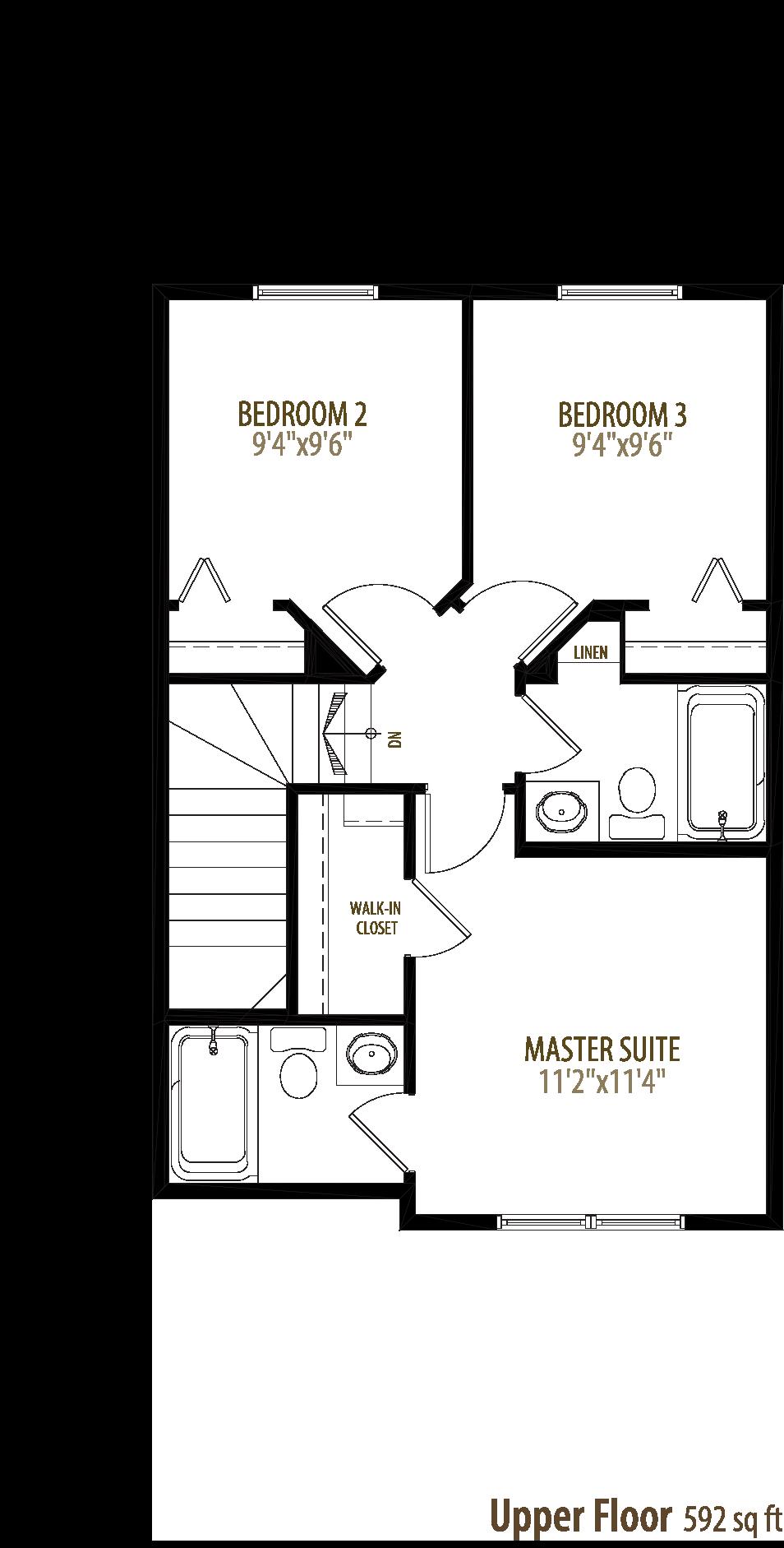 Bolero II Floorplan