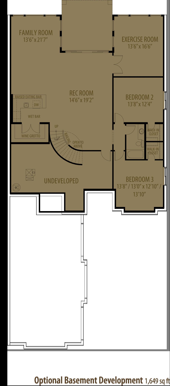 Bridgeport Floorplan