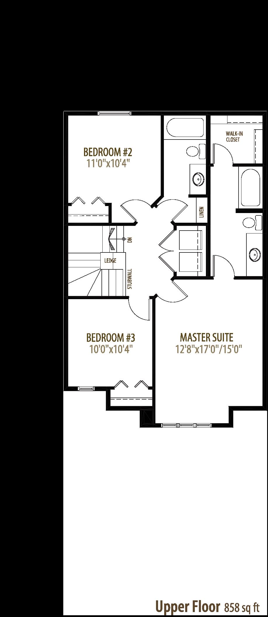 Bristow Floorplan