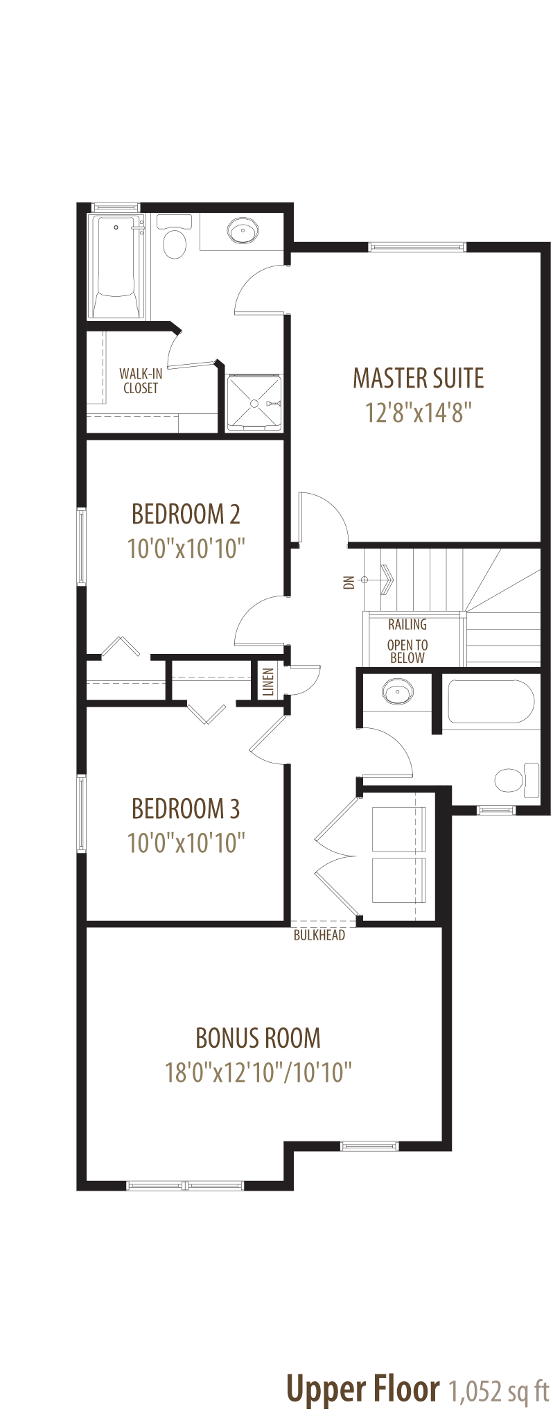 Burton Floorplan