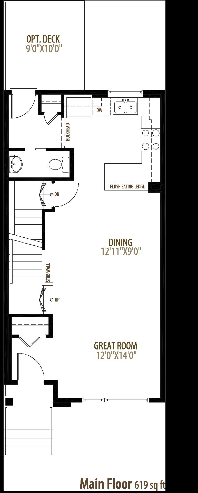 Cadence II Floorplan