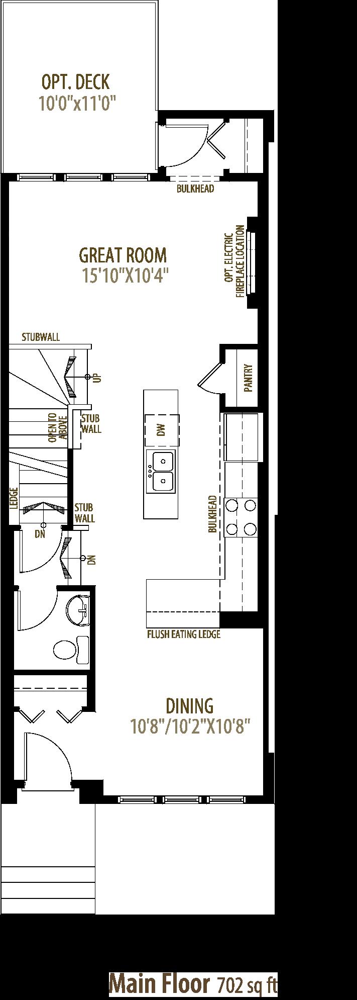 Carter Floorplan