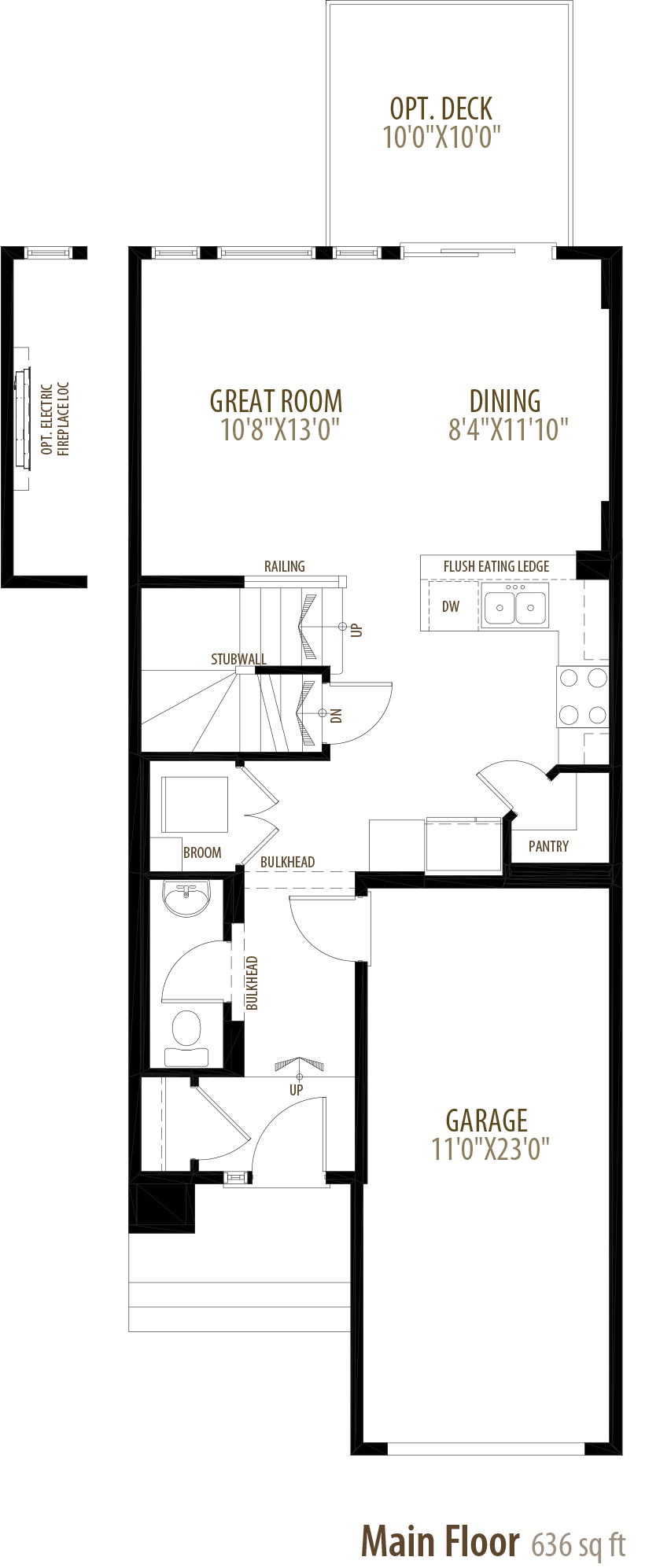 Chester Floorplan
