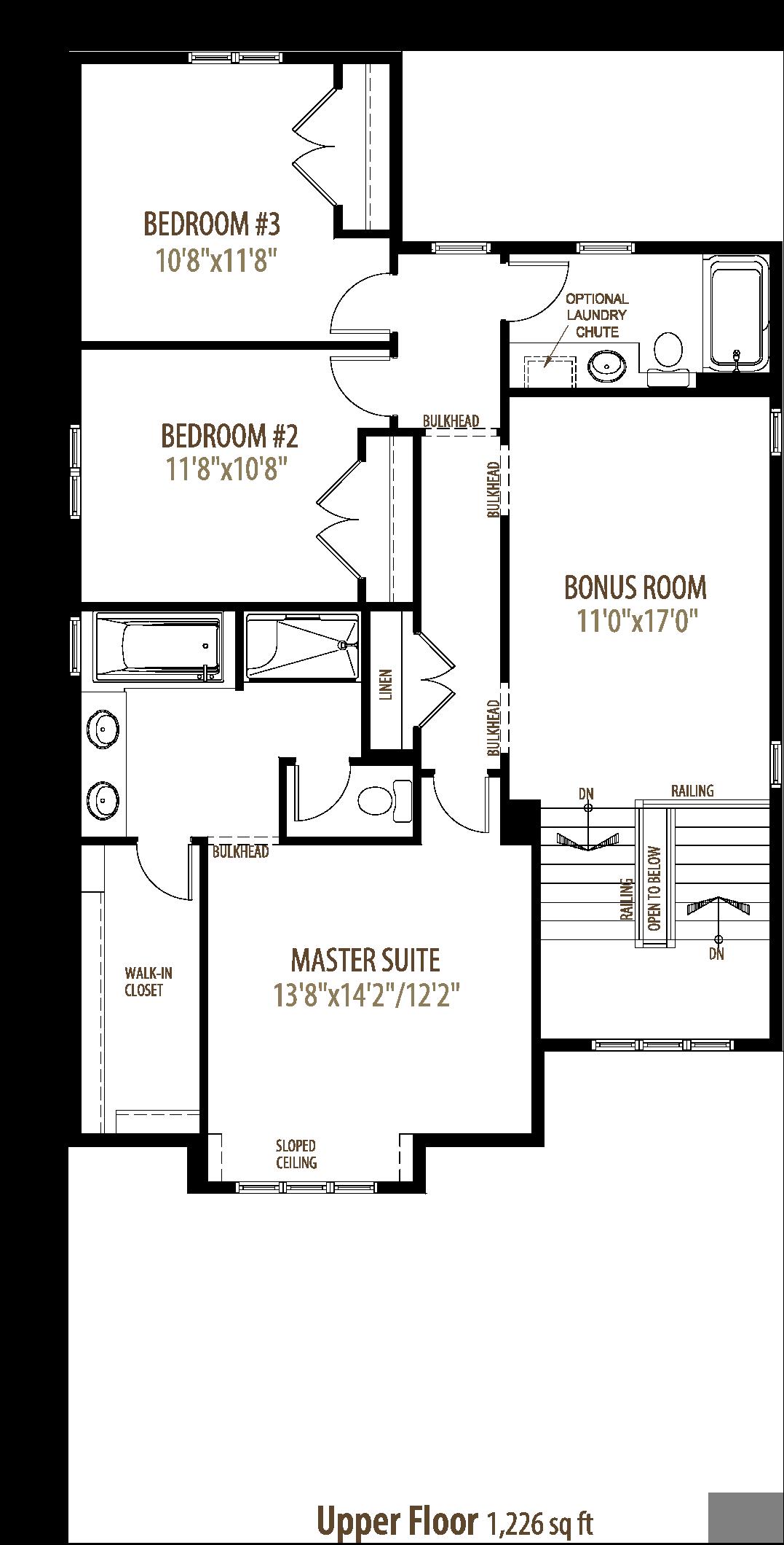 Crawford II Floorplan