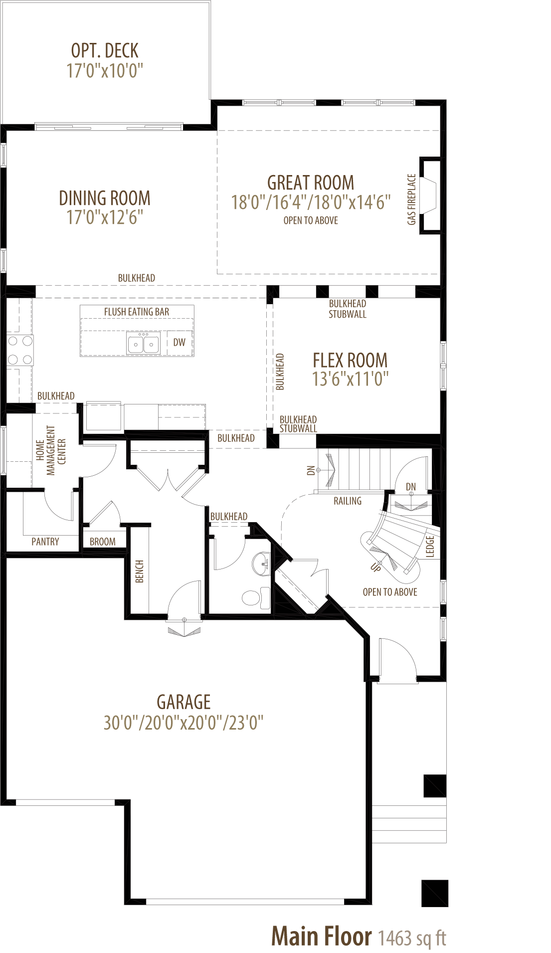 Davidson Floorplan