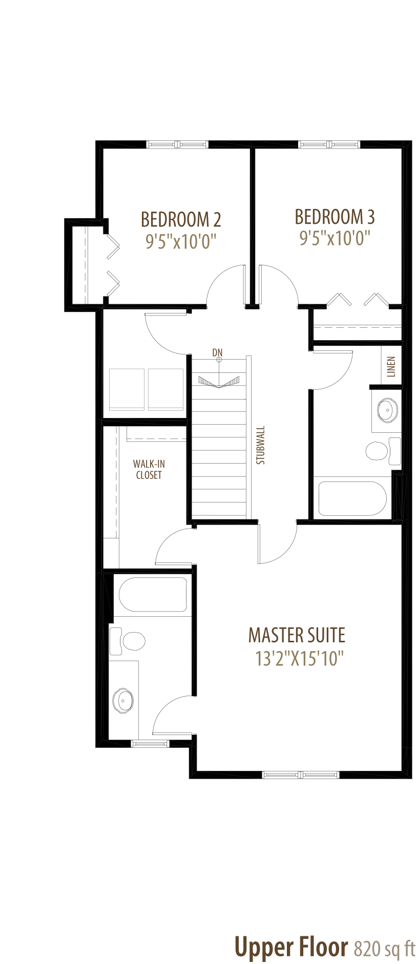 Easton Floorplan