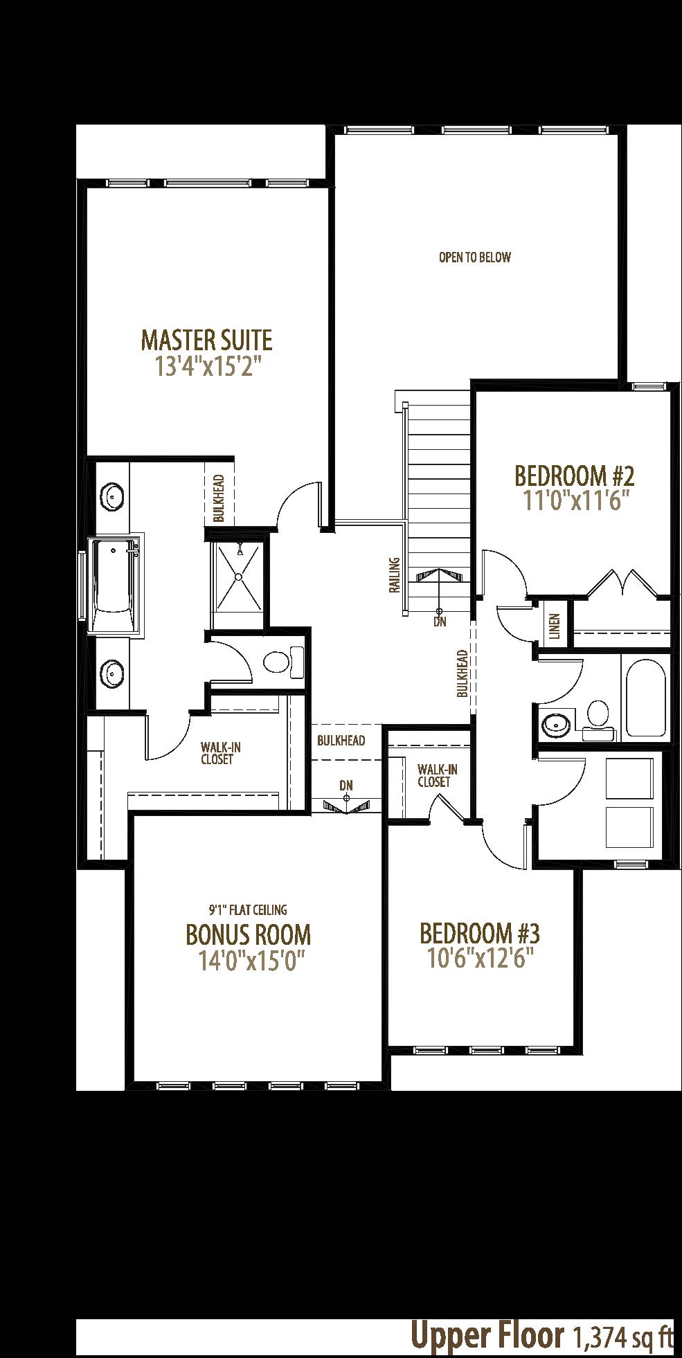Edward II Floorplan