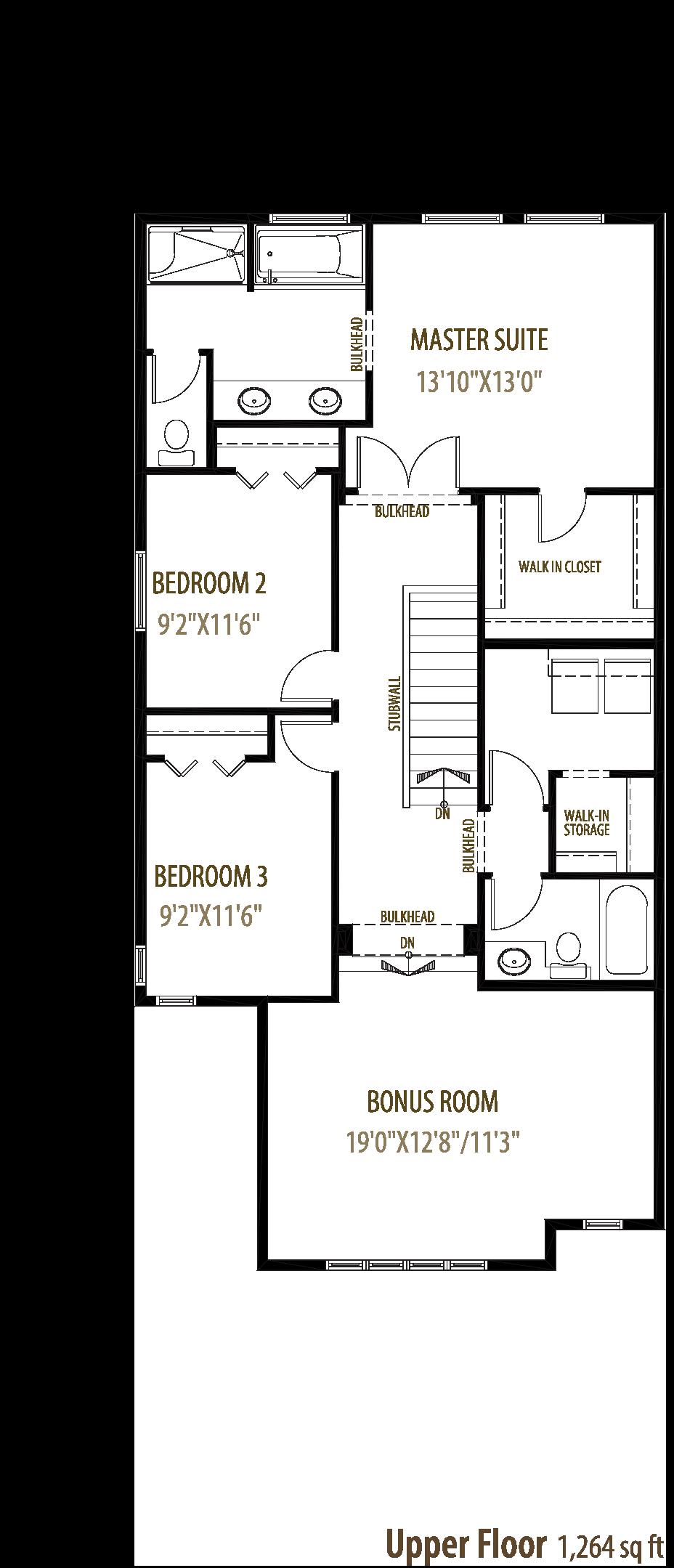 Emmett Floorplan