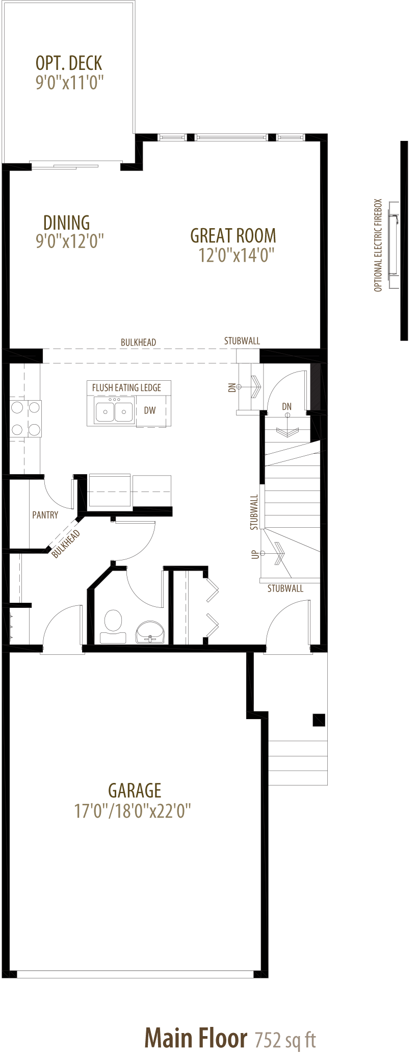 Escape Floorplan
