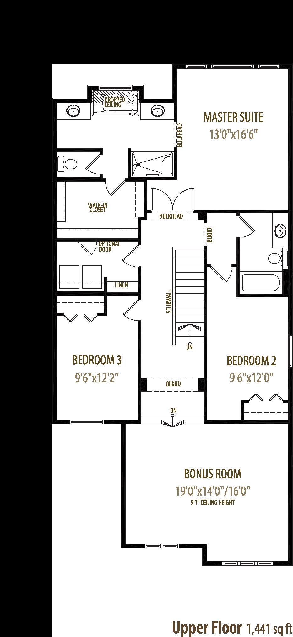 Everett Floorplan