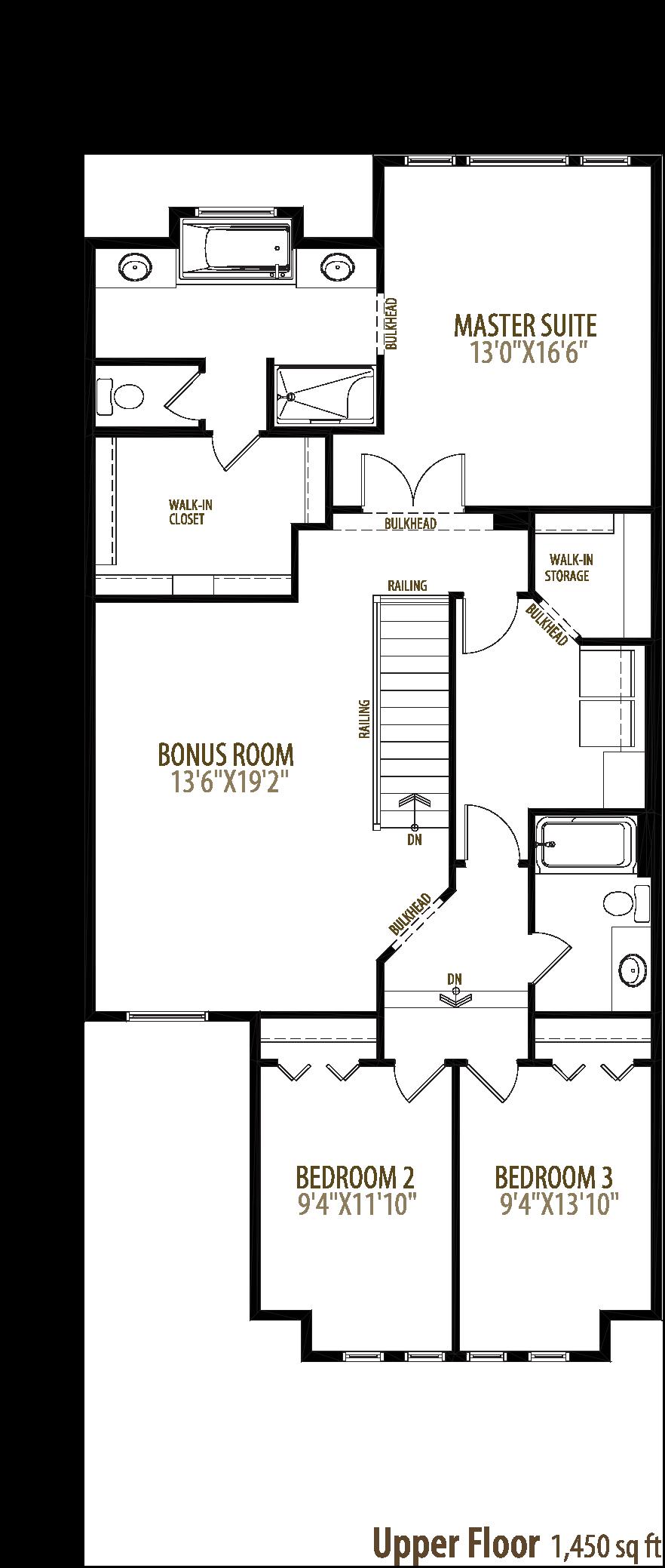 Everly Floorplan