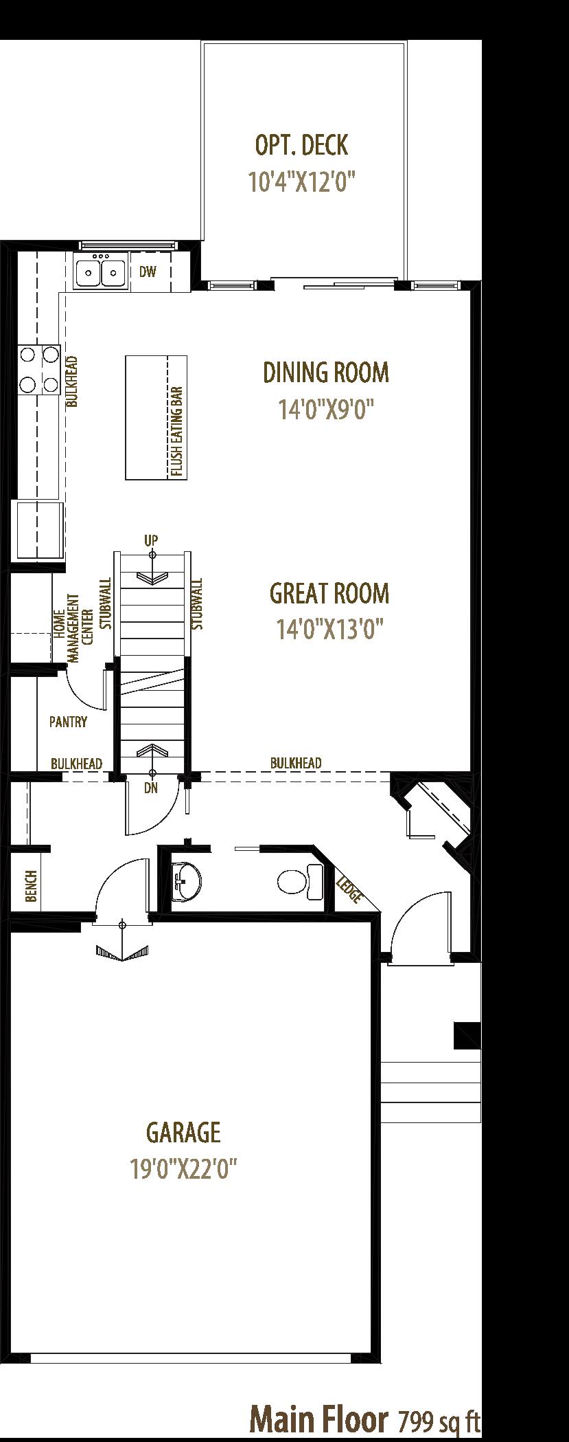 Harlow Floorplan