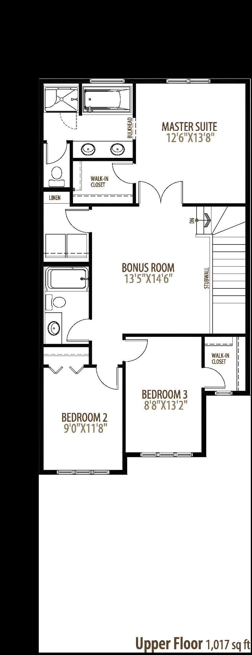 Harrison II Floorplan