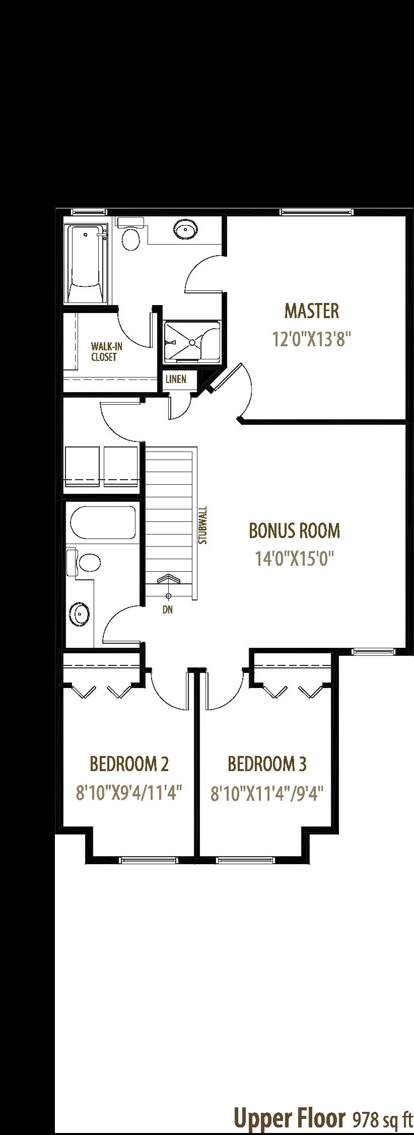 Hayworth Floorplan