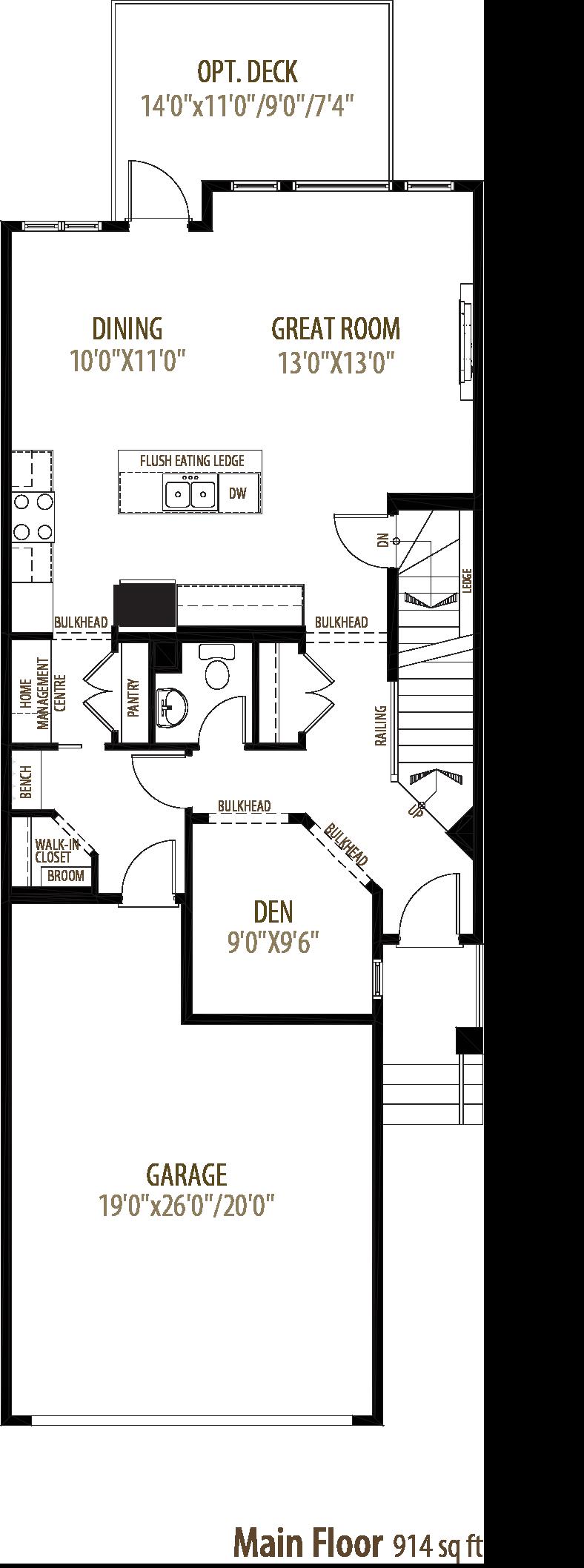 Heathrow Floorplan