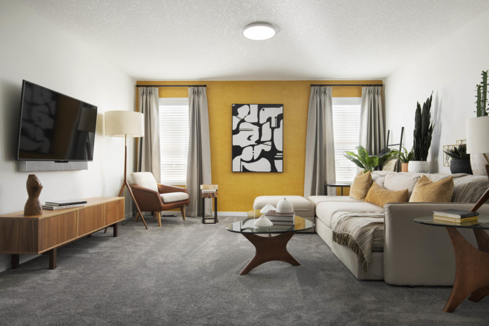 Henderson Bonus Room