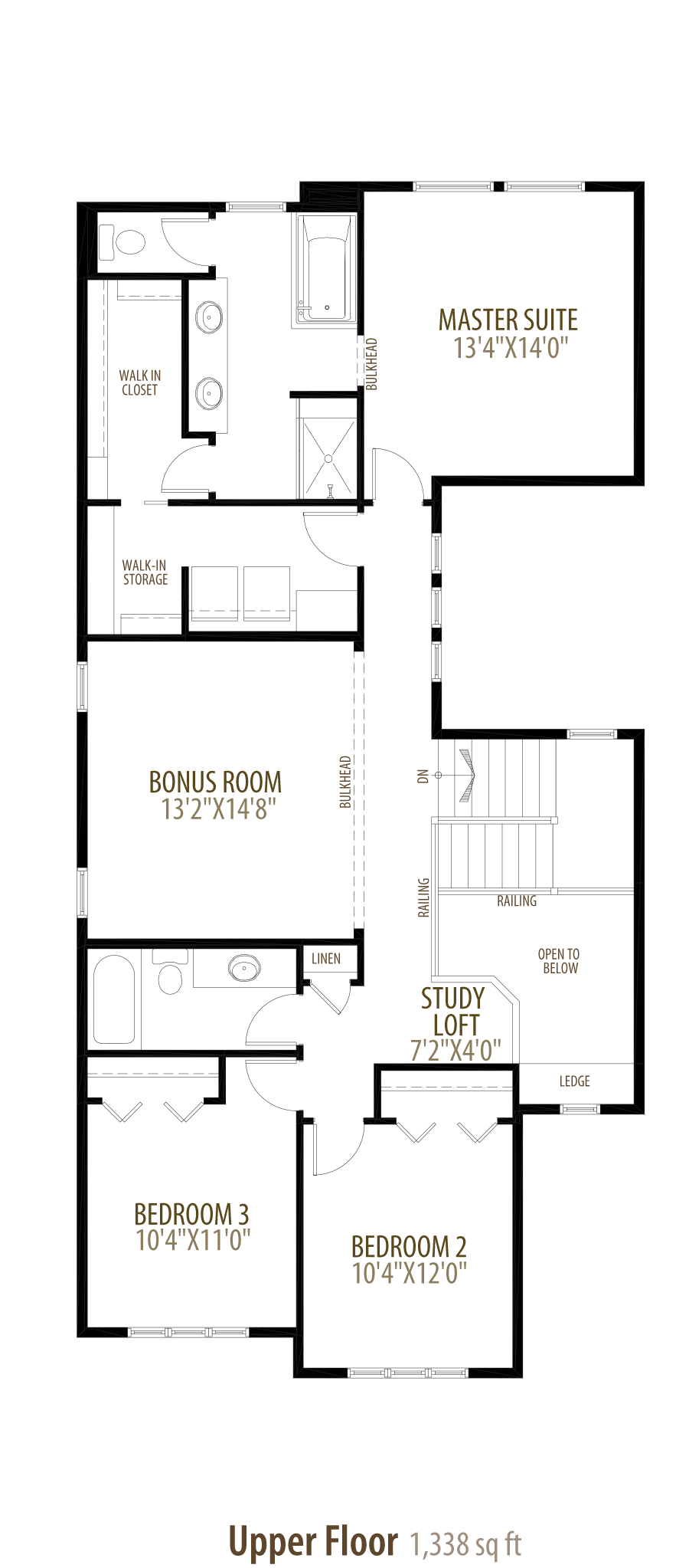 Henderson Floorplan