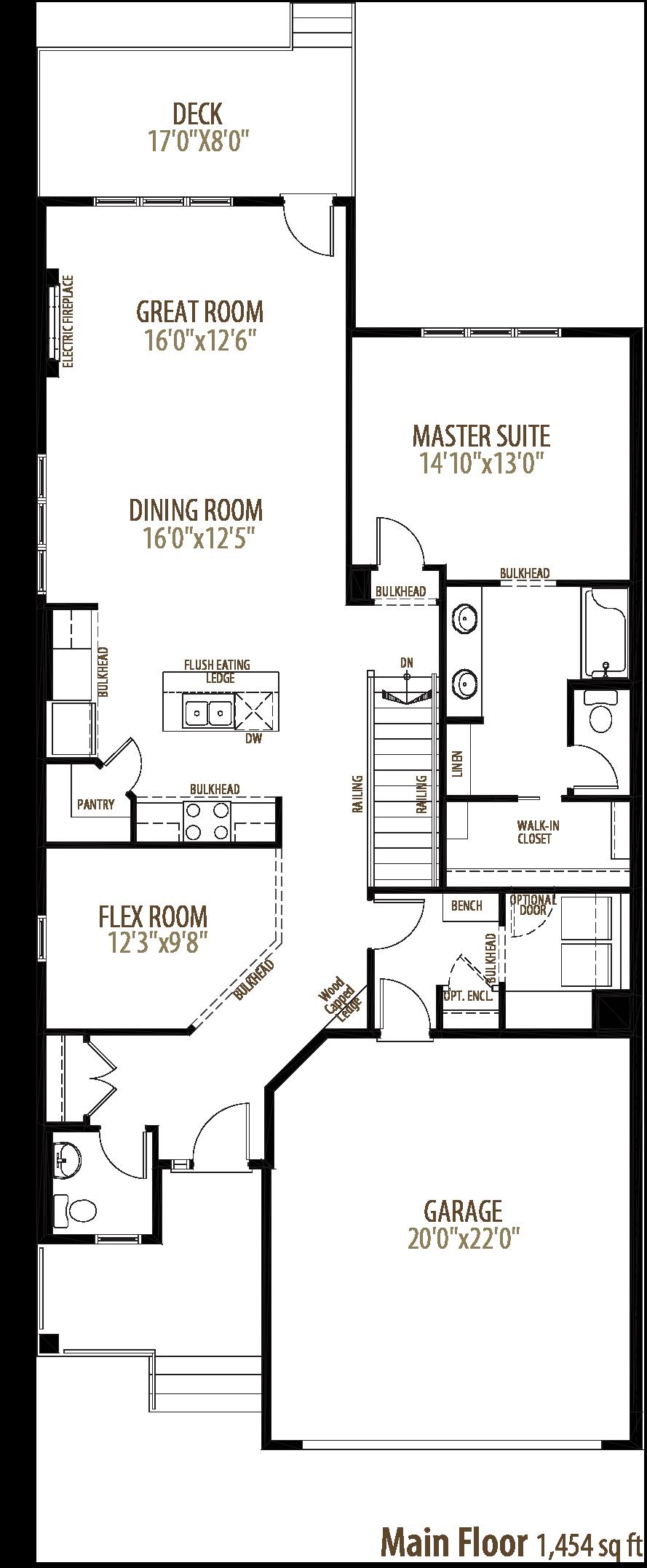 Heppner Floorplan