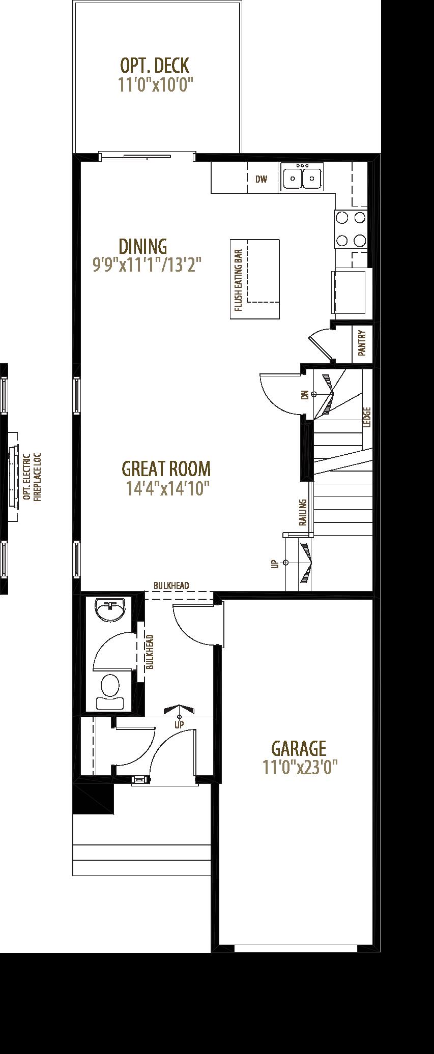 Kendal Floorplan