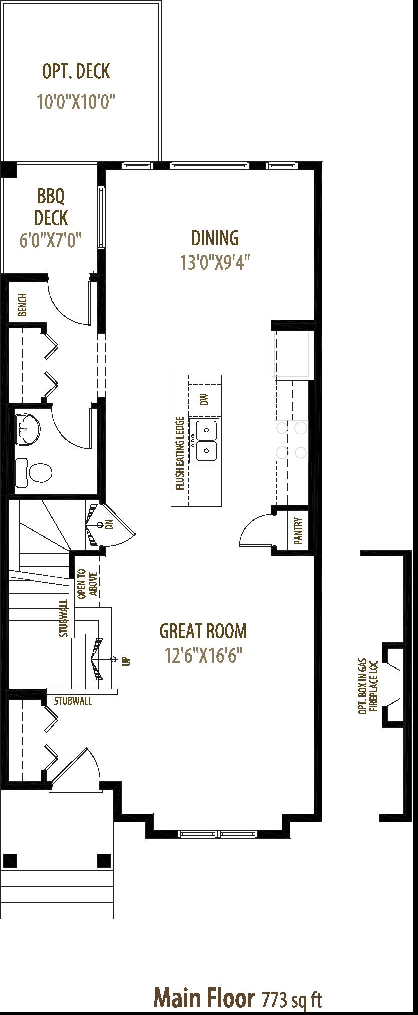 Linden Floorplan