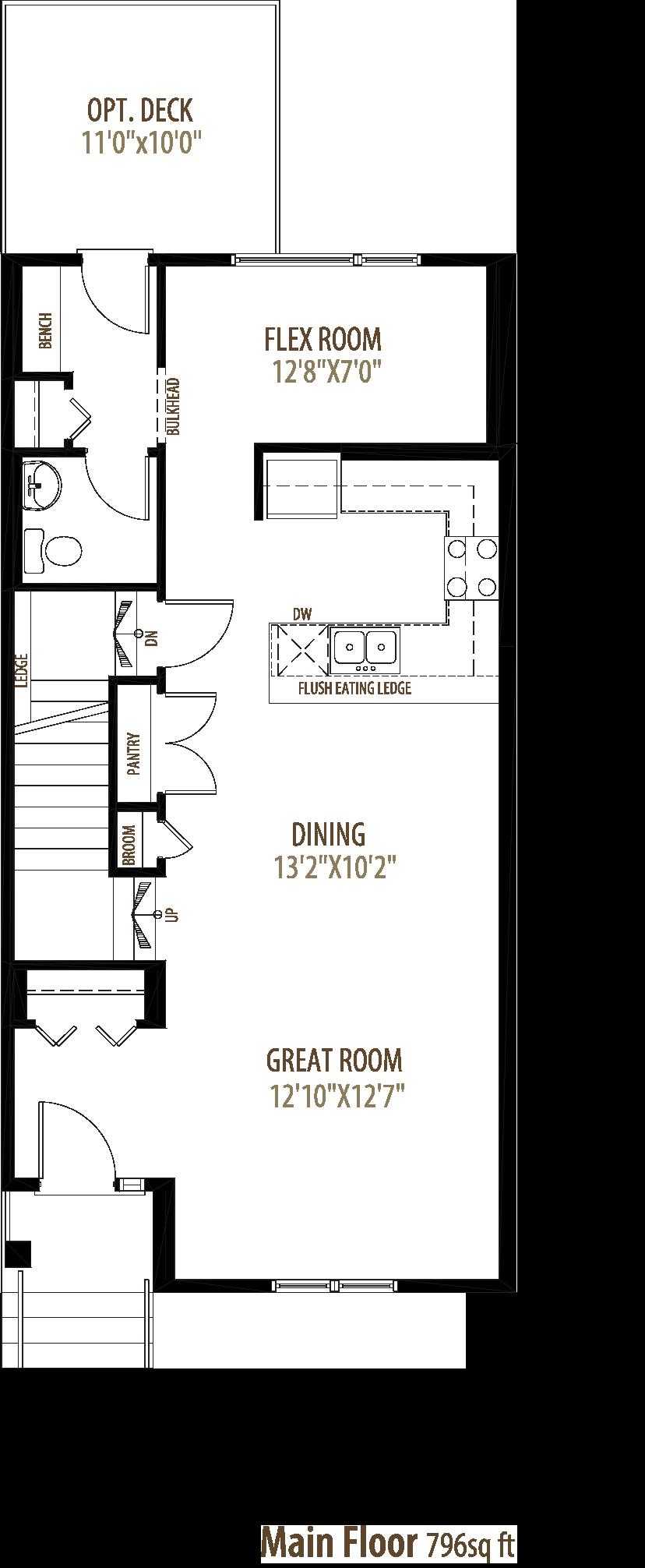 Locke Floorplan