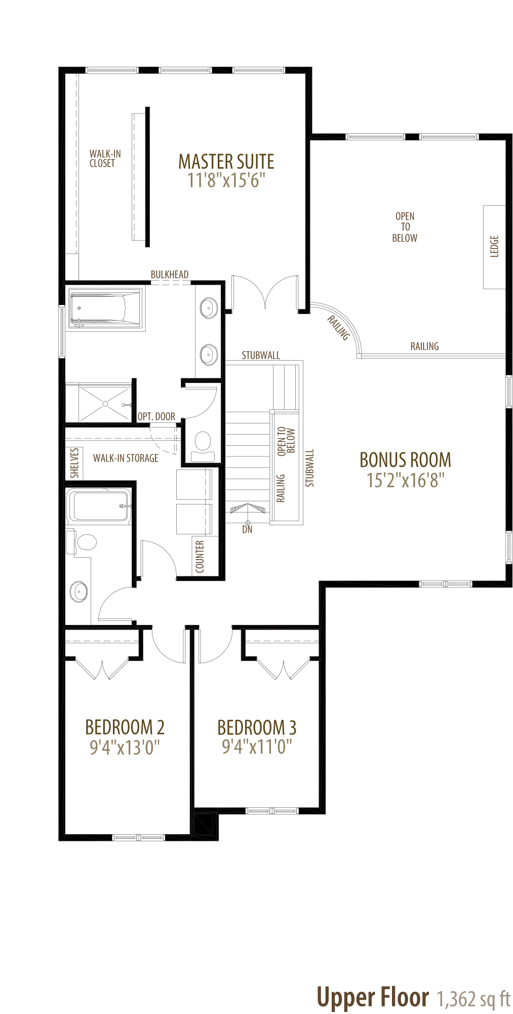 Logan II Floorplan