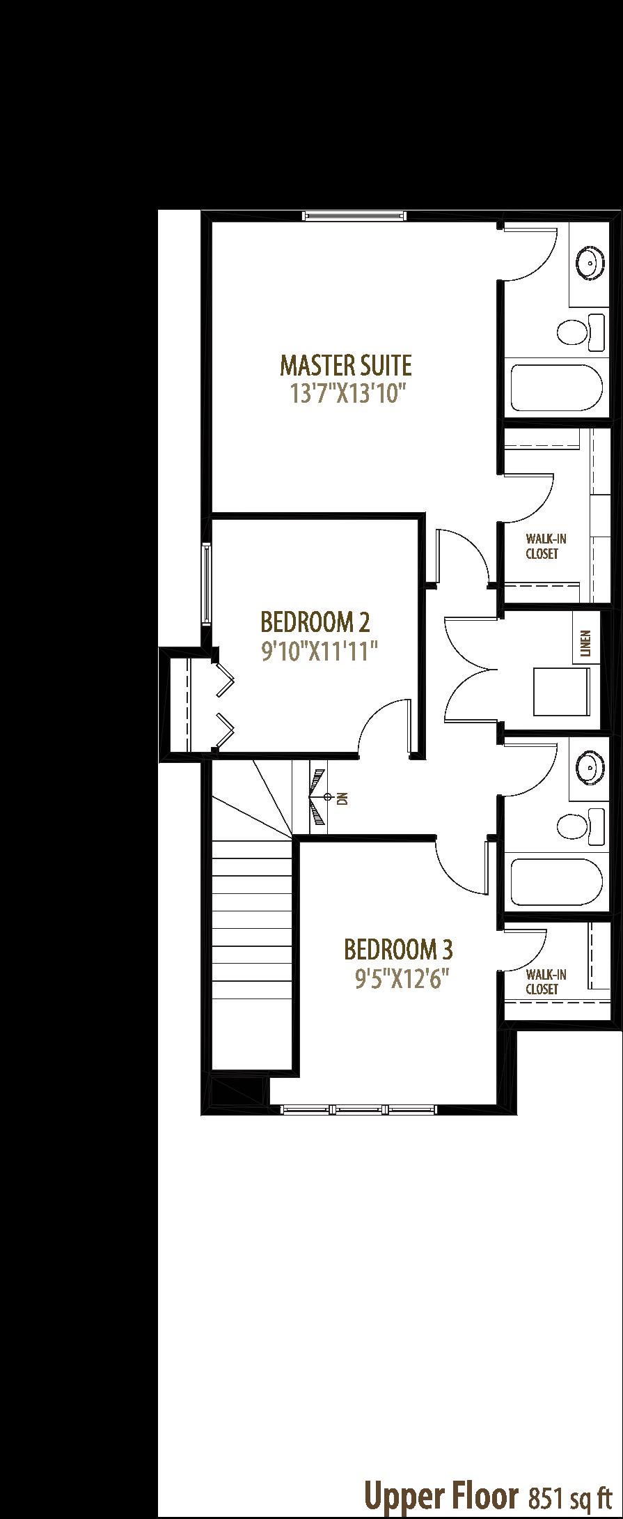 Maxwell Floorplan