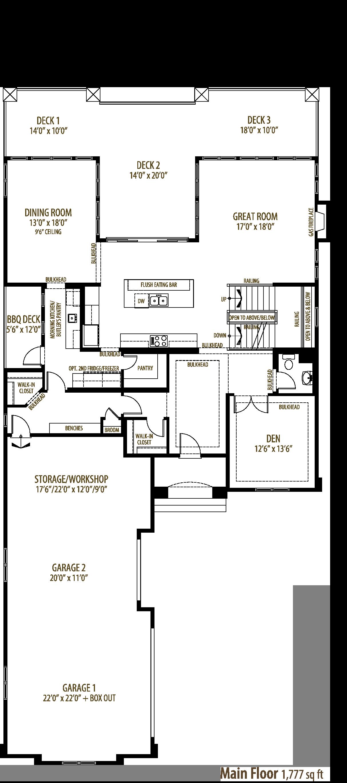 Monaco Floorplan