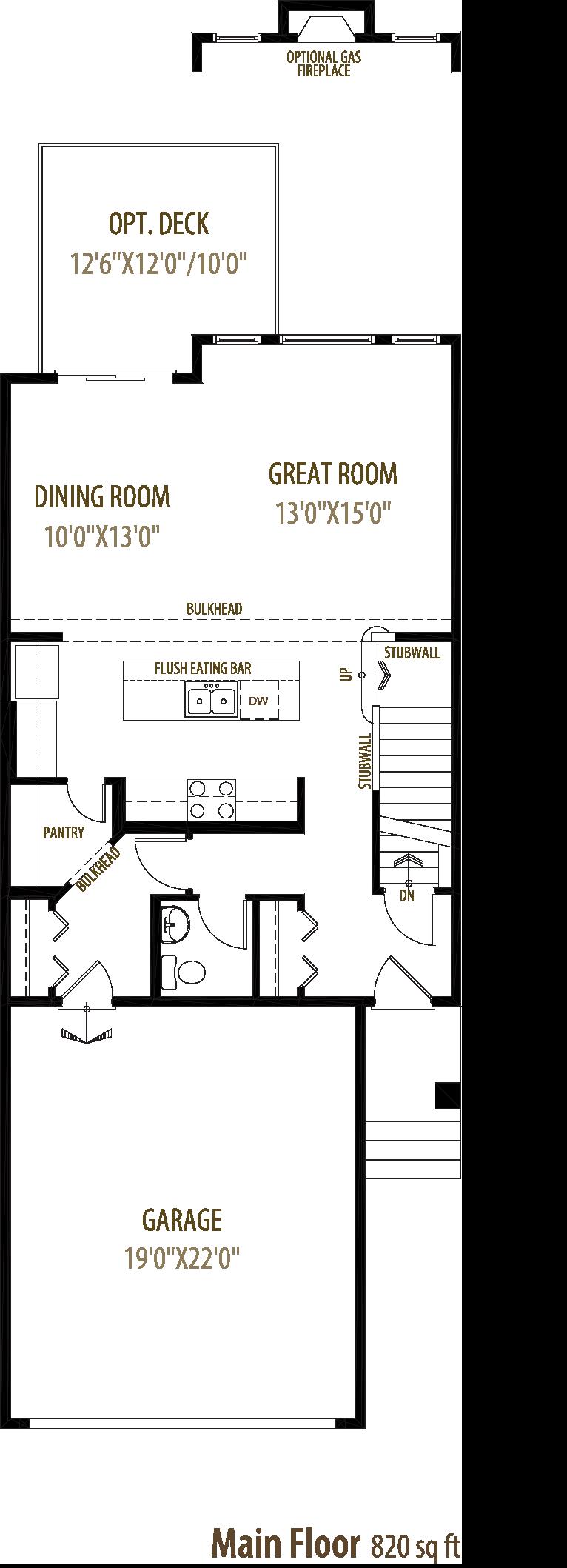 Montgomery Floorplan