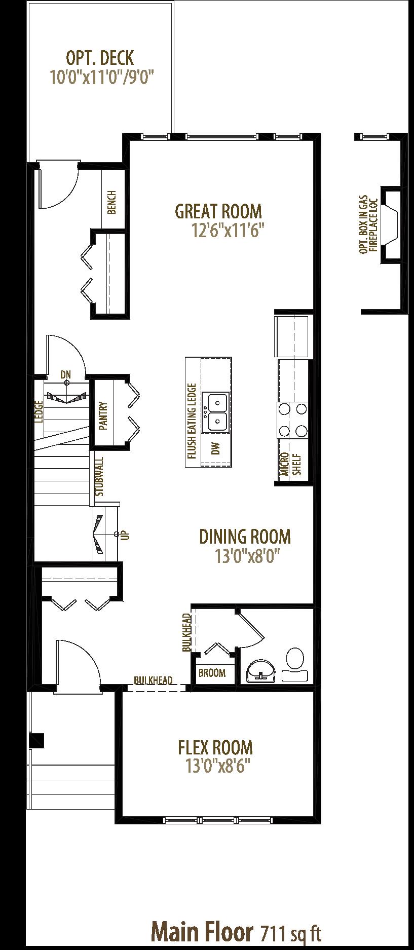 Nixon Floorplan
