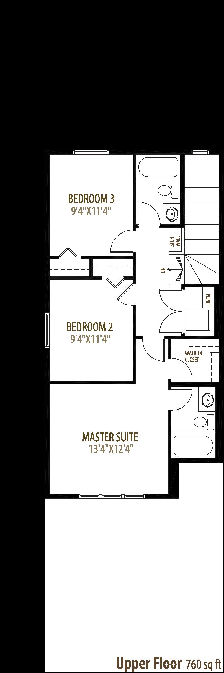 Porter Floorplan