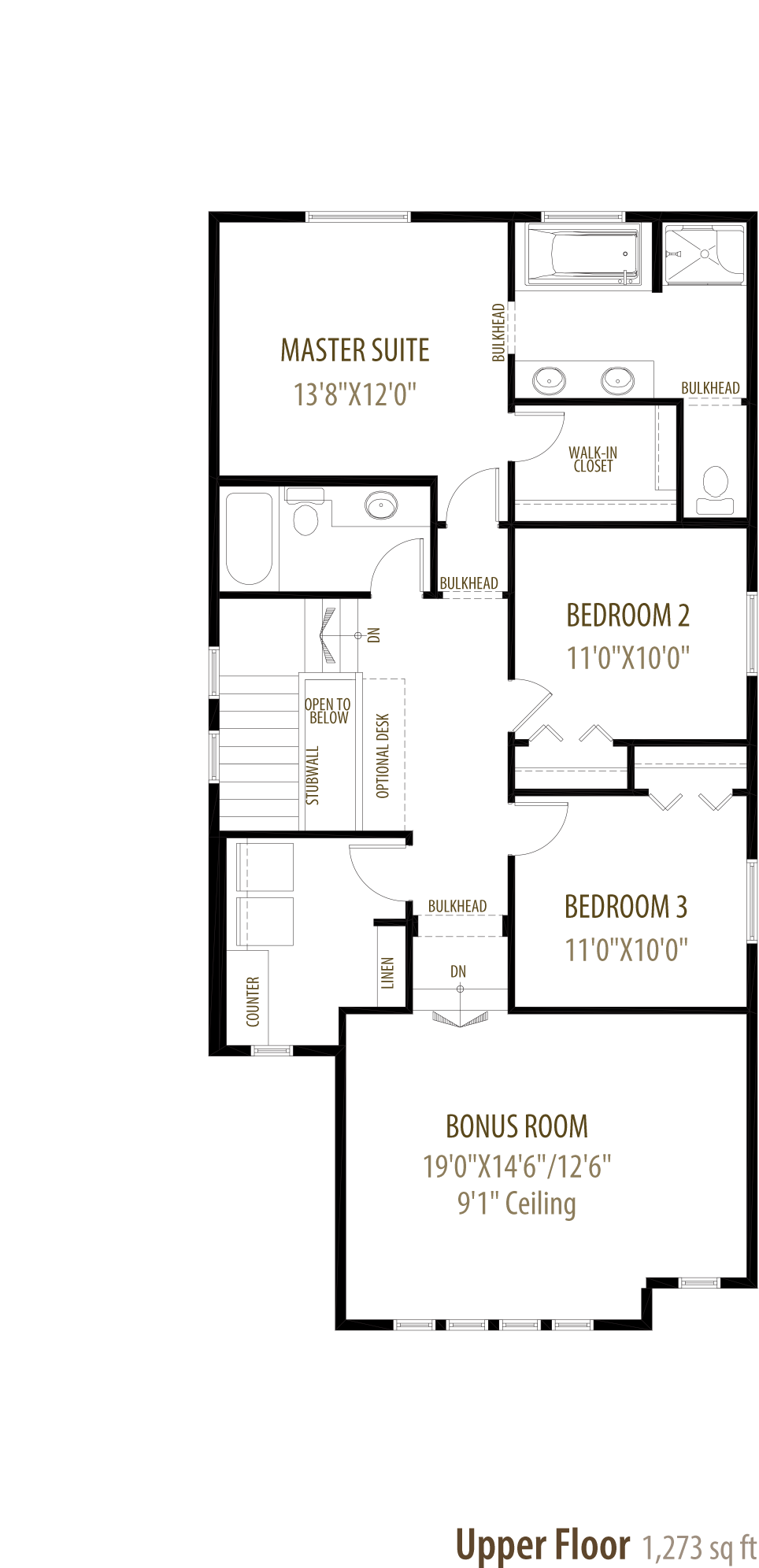 Sierra Floorplan