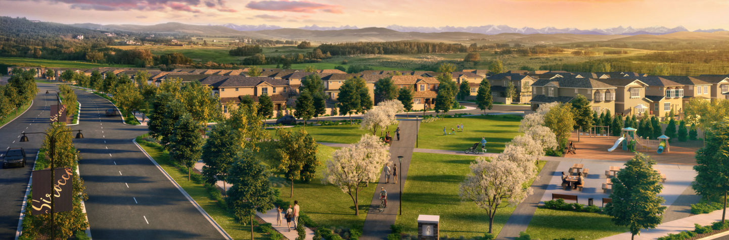Sirocco V01 Park View Rendering Sunset LR