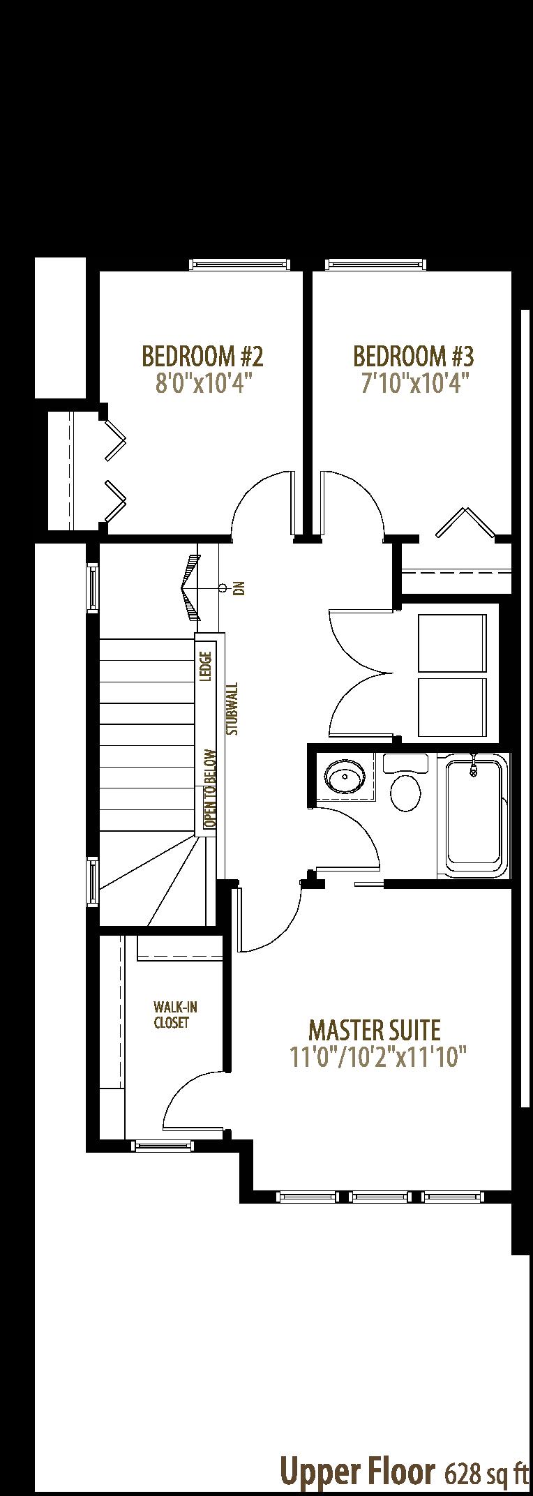 Sonata Floorplan