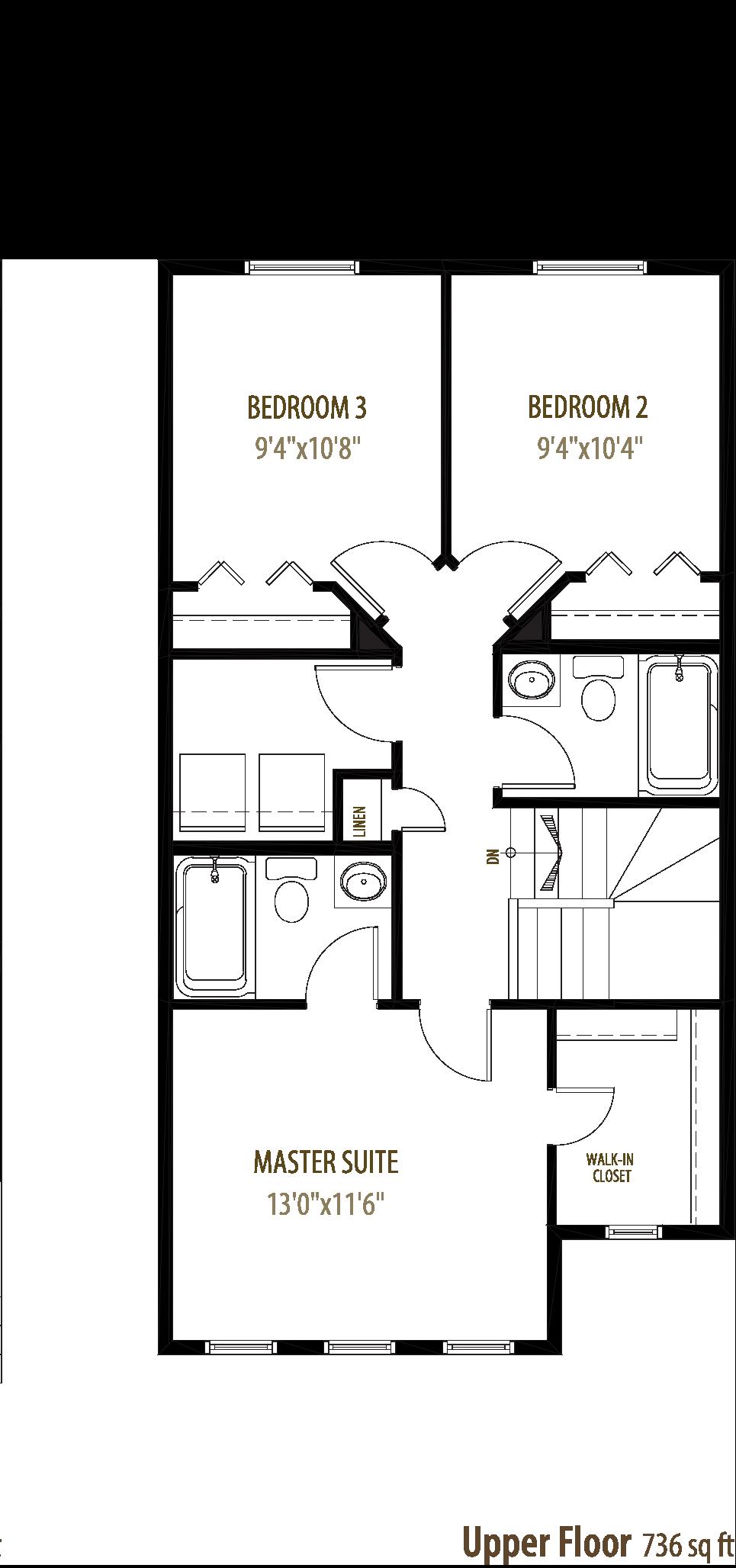 Sonoma Floorplan